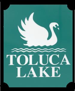 Toluca Lake Sign