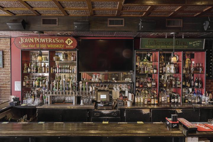 Mrs. Robinson's Irish Pub