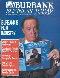Burbank Business Today - Bob Hope