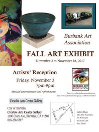 BAA Fall Art Show