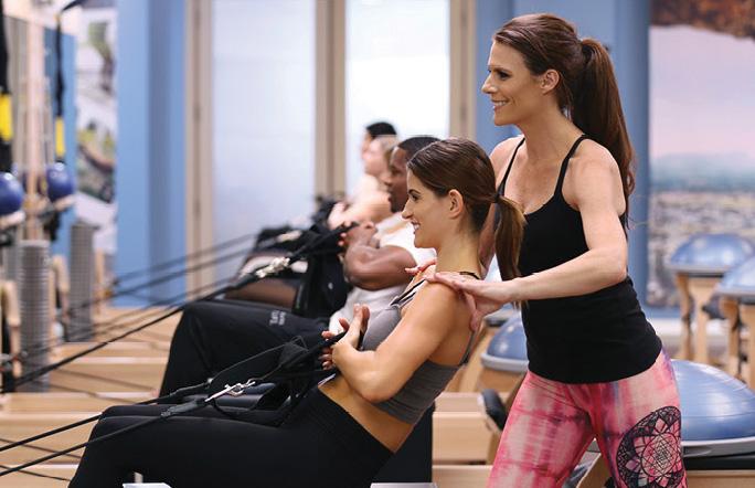 Club Pilates NoHo