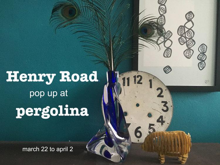 Pergolina/Henry Road