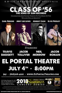El Portal Theatre Summer Concert
