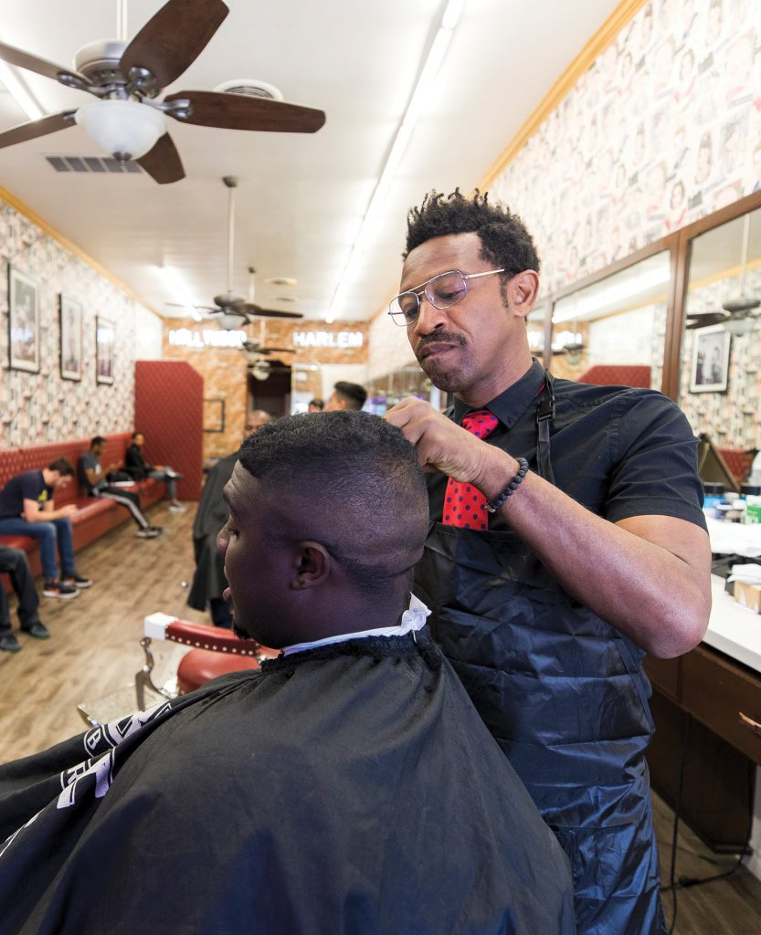The Blade Barber Shop