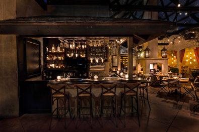 Dining al Fresco: Firefly