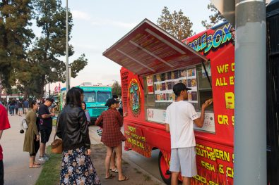Dining al Fresco: Noho Food Truck Collective