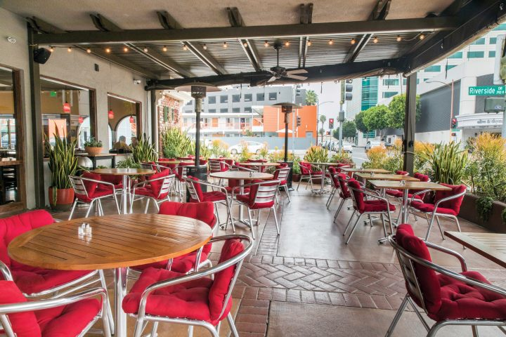 Dining al Fresco: Novo Cafe