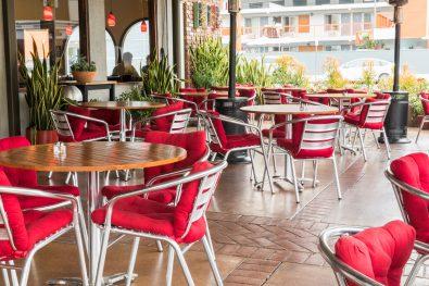 Dining al Fresco: Novo Cafe