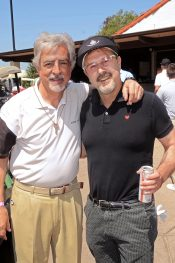 Golfing For A Great Cause: Joe Mantegna and David Arquette