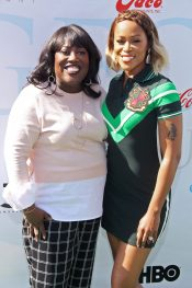 Golfing For A Great Cause: Sheryl Underwood and Eve