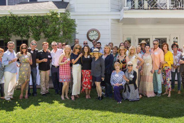 Garden Club Celebrates Local Flavor