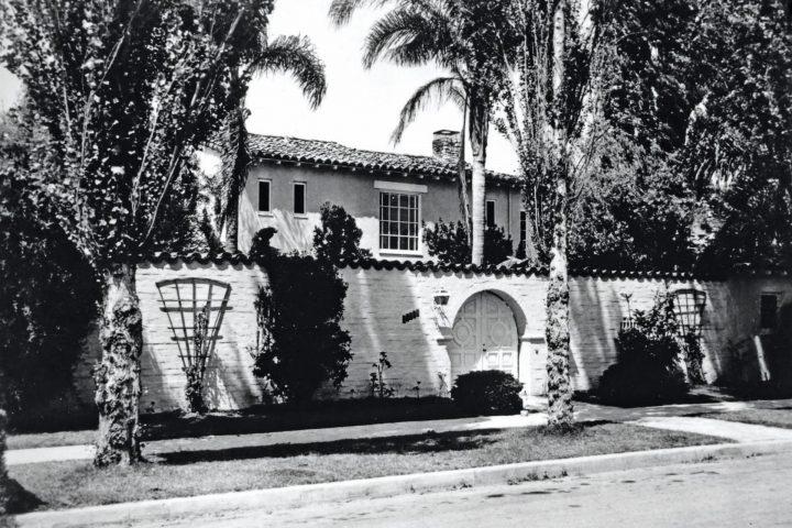 Frank Sinatra Valley Spring House