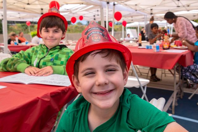 Pancake Breakfast Benefits Fire Fund