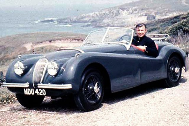 Clark Gable, the Smoke House and the Roadster of Doom