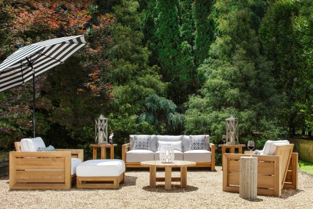 Make Your Patio a Paradise