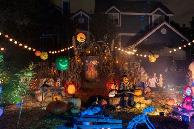 Scaring Up Halloween Fun