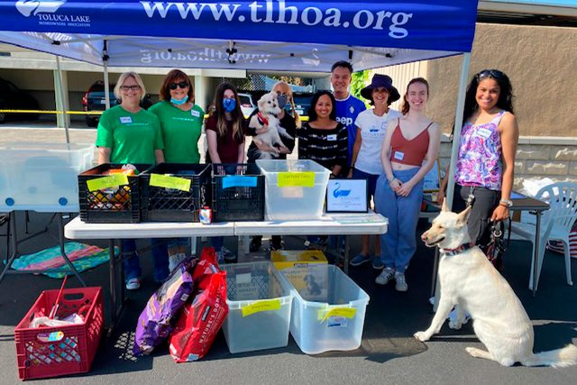 TLHOA Supply Drive Aids Pets in Need